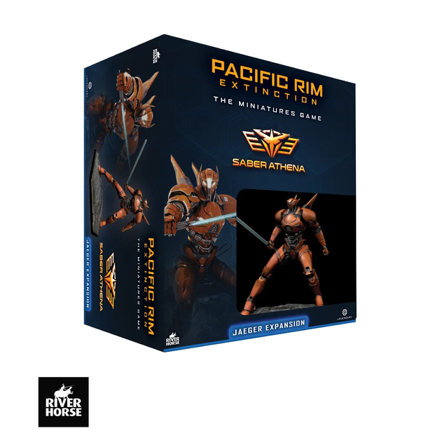Pacific Rim: Extinction - Saber Athena Jaeger Expansion