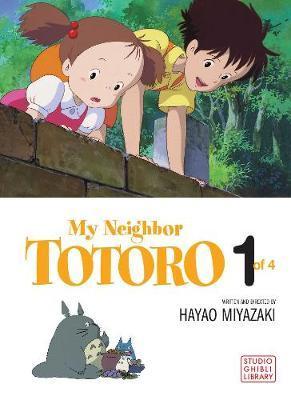 My Neighbor Totoro, Vol. 1 by Hayao Miyazaki image