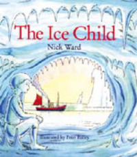 The Ice Child by Nick Ward image