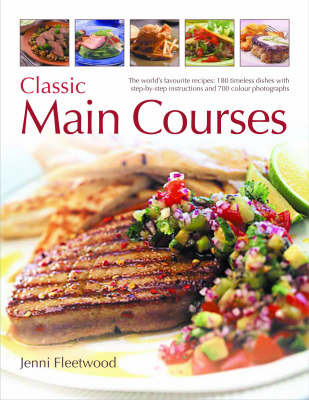 Classic Main Courses by Jenni Fleetwood image