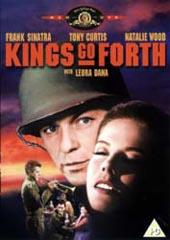 Kings Go Forth on DVD