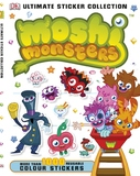 Moshi Monsters Ultimate Sticker Collection by DK