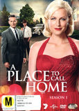 A Place to Call Home - Complete Season One DVD