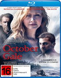 October Gale on Blu-ray