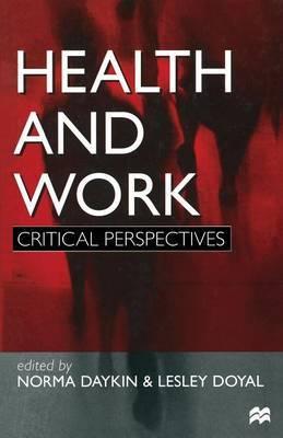 Health and Work image