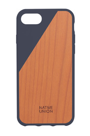 Native Union Clic Wooden Case for iPhone 7 Plus (Marine)