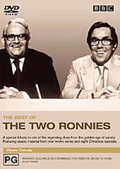 Best Of Two Ronnies - Volume 1 on DVD