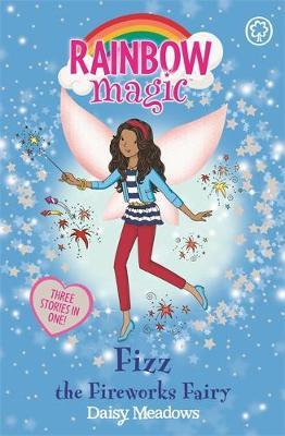Rainbow Magic: Fizz the Fireworks Fairy by Daisy Meadows