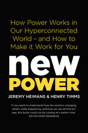 New Power by Henry Timms