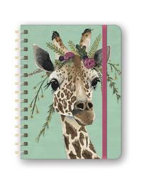 Deluxe Giraffe Flexi 2019 A5 Diary image