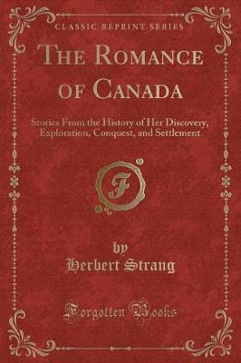 The Romance of Canada by Herbert Strang image