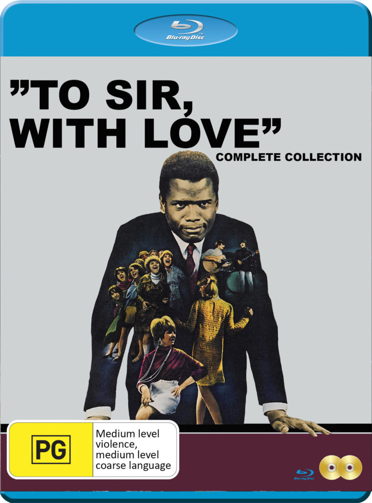 To Sir With Love Collection on Blu-ray image
