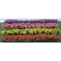 JTT: HO Scale Blossom Hedges