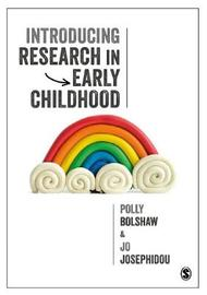 Introducing Research in Early Childhood by Polly Bolshaw