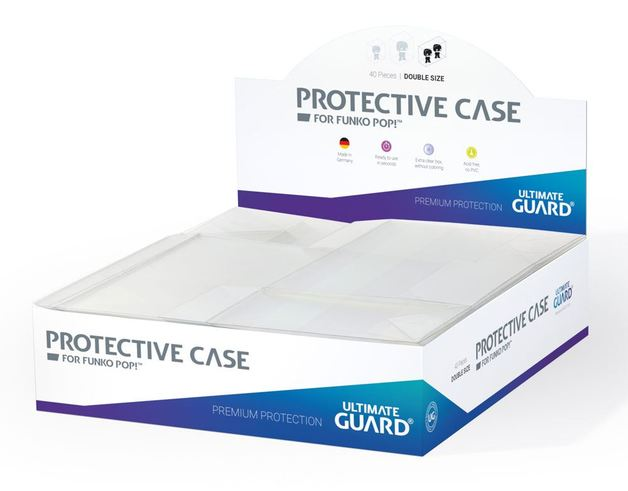 Ultimate Guard: POP! Protective Case - Double Sized (Full Display)