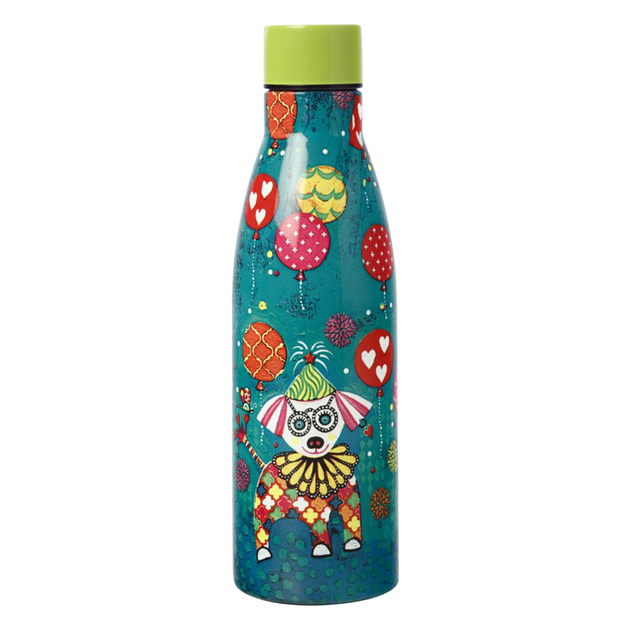 Love Hearts: Oodles of Love Double Wall Bottle