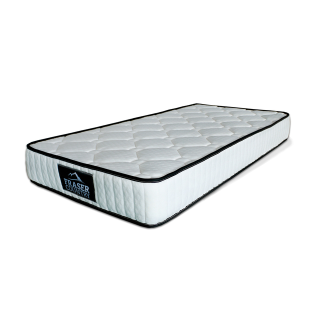 Fraser Country: Deluxe Pocket Spring Mattress - Single