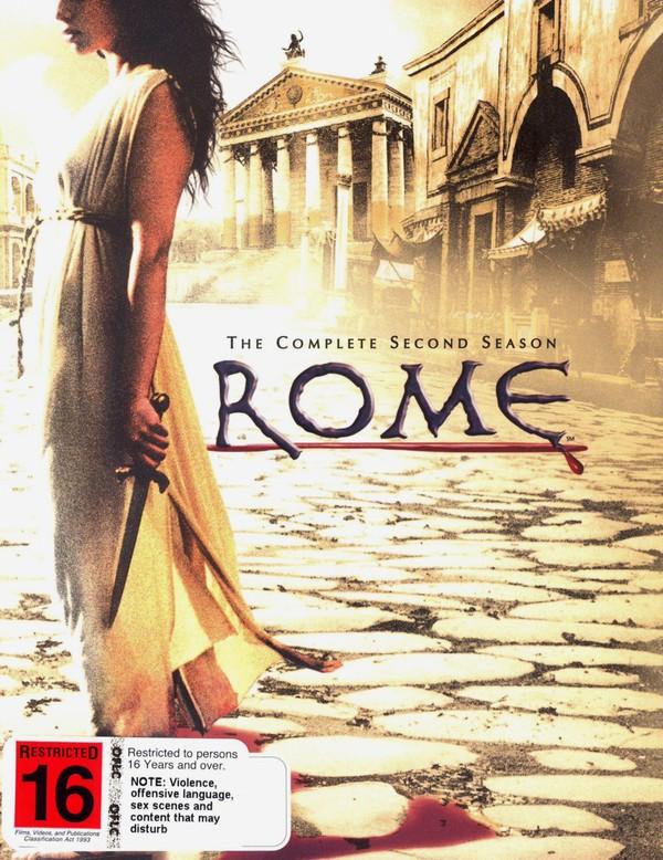 games of rome dvd season - photo#8