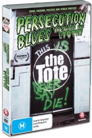 Persecution Blues: The Battle for the Tote on DVD