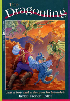 Dragonling by Jackie French Koller image