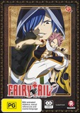 Fairy Tail - Collection 3 on DVD