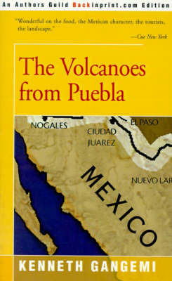 The Volcanoes from Puebla by Kenneth Gangemi