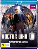 Doctor Who: The Time of the Doctor (2013 Christmas Special) on Blu-ray