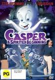 Casper: A Spirited Beginning DVD