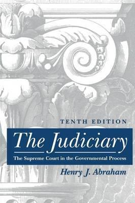 The Judiciary image