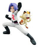Pokemon: G.E.M. James & Meowth
