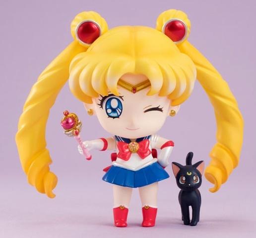 Sailor Moon: Petite Chara Mini-Figure