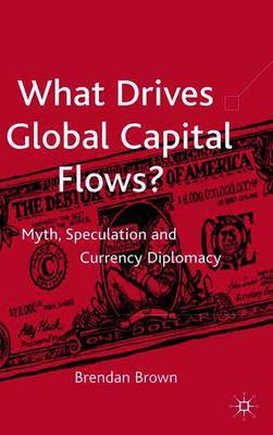 What Drives Global Capital Flows? by B. Brown image