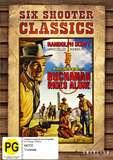 Buchanan Rides Alone (Six Shooter Classics) DVD