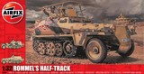 Airfix 1:32 Rommel's Half Track - Model Kit
