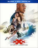 xXx: The Return Of Xander Cage on Blu-ray