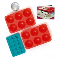 D.Line Dome Dessert Mould Gift Set (5 Piece)