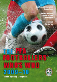 The PFA Footballers' Who's Who 2009-10 by Barry J. Hugman image