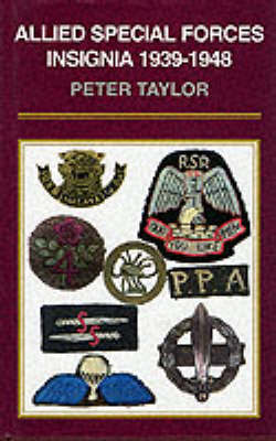 Allied Special Forces Insignia by Peter Taylor image