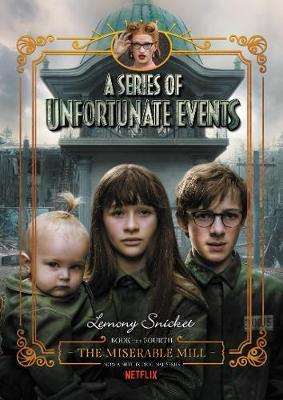 A Series of Unfortunate Events #4 by Lemony Snicket image
