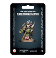 Warhammer 40,000: Death Guard - Plague Marine Champion