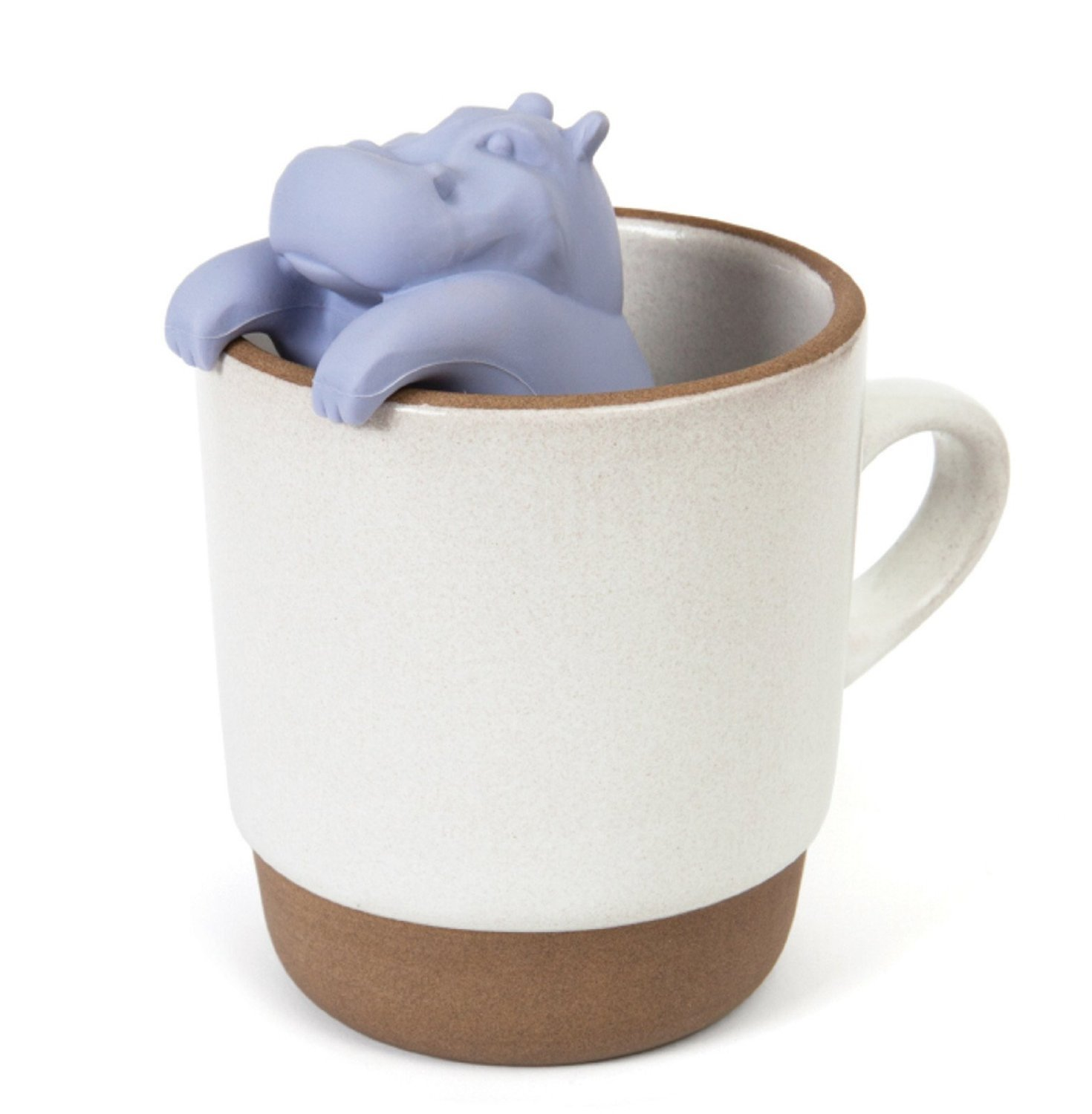 Gama-Go: Hippo - Novelty Tea Infuser image