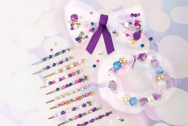 Make It Real: Hair Candy Accessories - Craft Kit