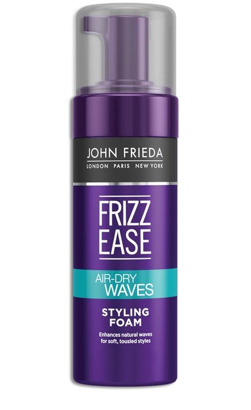 John Frieda Frizz Ease Air Dry Waves Foam (147ml)