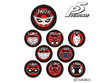 Persona 5: Can Badge - (Blind Bag)
