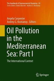 Oil Pollution in the Mediterranean Sea: Part I