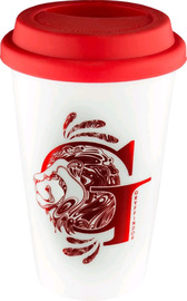 Harry Potter : Gryffindor Foil Logo Keep Cup