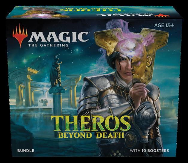 Magic The Gathering: Theros Beyond Death Bundle