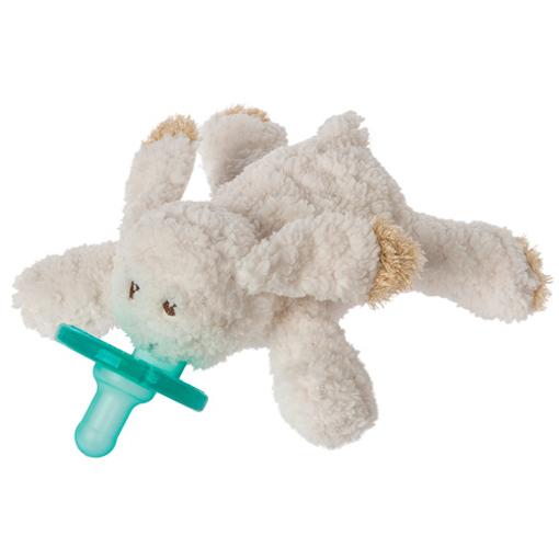 Mary Meyer: Oatmeal Bunny WubbaNub Pacifier