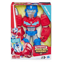 Transformers: Rescue Bots Academy - Mega Mighties - Optimus Prime