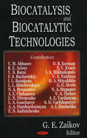 Biocatalysis & Biocatalytic Technologies